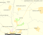 Map commune FR insee code 60495.png
