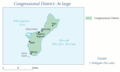 Map of Guam Congressional district 109.png