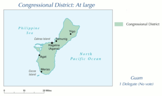 2014 United States House of Representatives election in Guam