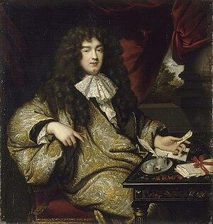 Jean-Baptiste Colbert, Marquis de Seignelay - Jean-Baptiste Antoine Colbert, Marquis de Seignelay