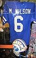 Marc Wilson jersey and helmet (27727244928).jpg