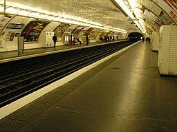 Marcel Sembat station (Paris Metro)