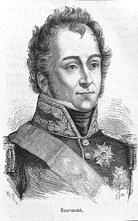 Louis-Auguste-Victor, Count de Ghaisnes de Bourmont French general