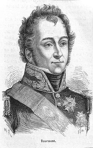 Louis-Auguste-Victor, Count de Ghaisnes de Bourmont - Louis-Auguste-Victor, Count de Ghaisnes de Bourmont