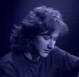 Marek Brezovský - Marek Brezovský in 1991