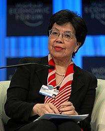Margaret Chan - World Economic Forum Annual Meeting 2011 crop.jpg