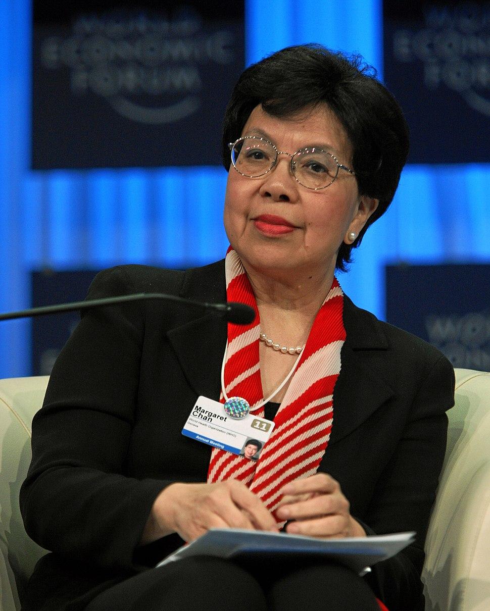 Margaret Chan - World Economic Forum Annual Meeting 2011 crop