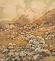 Margaret Stoddart - View of Mount Cook - Google Art Project.jpg