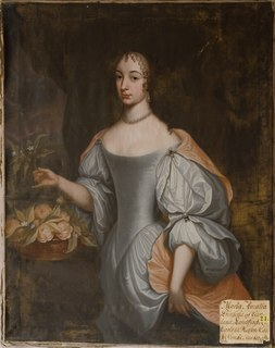 Princess of Courland by birth, and by marriage Landgravine of Hesse-Kassel
