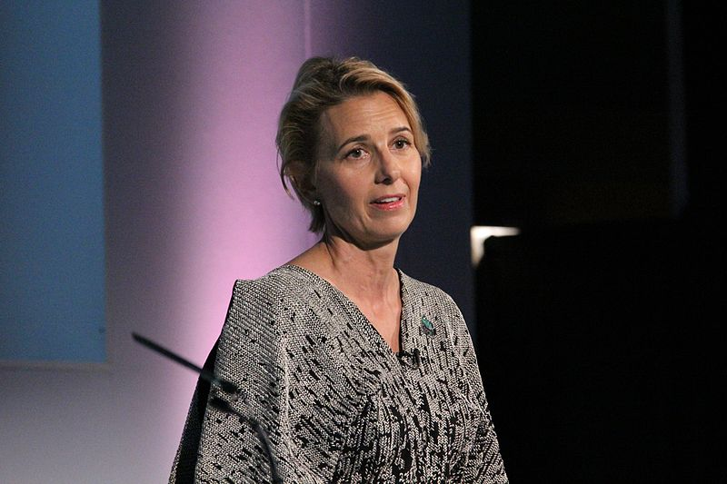 File:Maria Eitel, President & CEO, Nike Foundation, speaking at the Girl Summit 2014 (14724578432).jpg