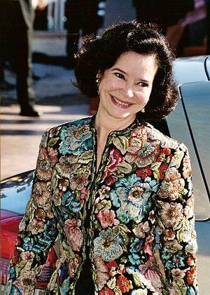 Marie-José Nat - Marie-José Nat at the Cannes film festival