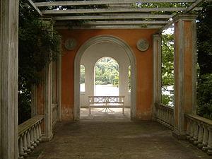 Marienburg Pergola