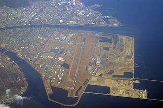Marine Corps Air Station Iwakuni - Aerial photograph of MCAS Iwakuni.