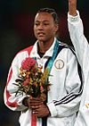 Marion Jones in 2000