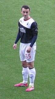 Mark Millar (footballer) Scottish association football player