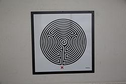 Mark Wallinger Labyrinth 262 - Boston Manor.jpg