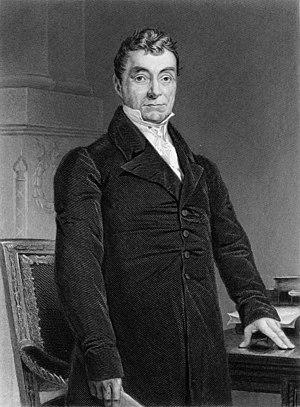 French legislative election, 1827 - Image: Marquis de la Fayette