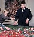 Maruta Varrak ja Jüri Ratas Tallinna Linnamuuseumis 2007.jpg