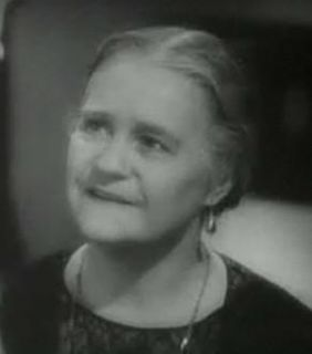 Mary Gordon (actress) Scottish actress