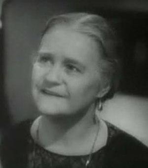 Mary Gordon (actress) - Mary Gordon in The Irish in Us (1935)