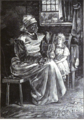 Mary Ross Banks and one of her family's slaves.png