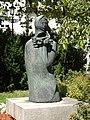 Marycka Magdonova statue.jpg