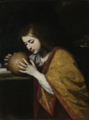 Massimo Stanzione, Mary-Magdalene in meditation.png