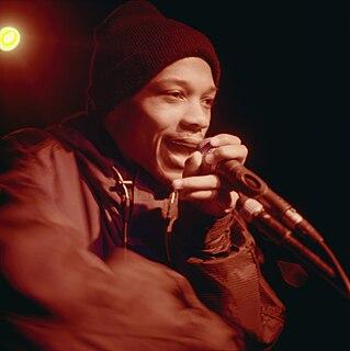 Wordsworth (rapper) American rapper