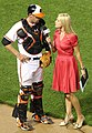 Matt Wieters and Heidi Watney (2).jpg