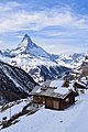 Matterhorn & wooden cottages, March 2019 (03).jpg
