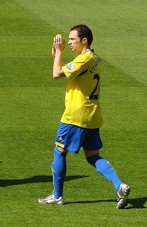 Matthew Etherington - Etherington with Stoke City in 2009