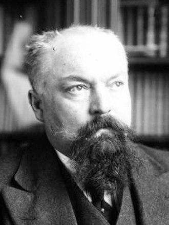 Maurice Couyba - Couyba in 1914