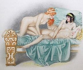 20th century erotic poets I'd