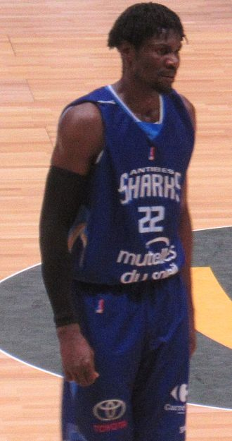 Central African Republic national basketball team - Max Kouguere has been a member of the Central African Republic's national basketball team for many years.