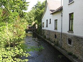 Mazy Village in Namur, Belgium