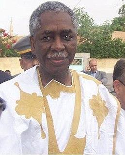 Mauritanian politician