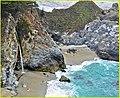 McWay Falls, Big Sur, CA(2) (13387670125).jpg