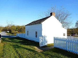 Henry Warner Slocum - Leister house in Gettysburg