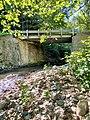 Meadow Fork Bridge on North Carolina State Highway 209, Bluff, NC (50528747676).jpg