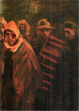 Mednyánszky Captives