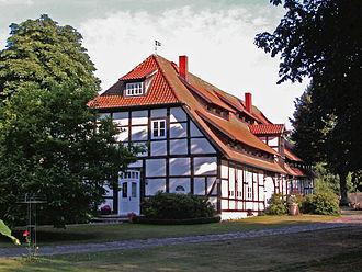 Meinersen - Image: Meinersen Amtsgericht