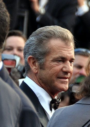 Mel Gibson Cannes 2011 - 2