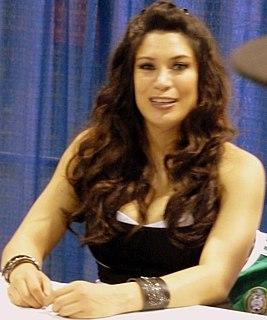 Melina Perez American professional wrestler and valet