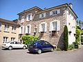Mellecy (Saône-et-Loire, Fr) mairie.JPG