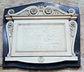 Memorial to William Fenney in Ripon Cathedral.JPG