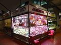 Mercado de la Cebada, charcutería, Madrid, España, 2015 04.JPG