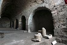 Mercato Romano coperto (I secolo a.C.)