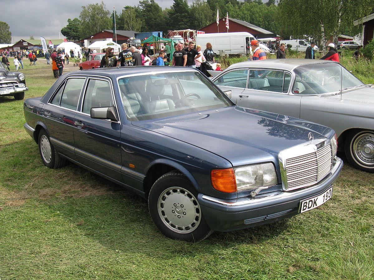 Mercedes benz w126 for Mercedes benz of jackson