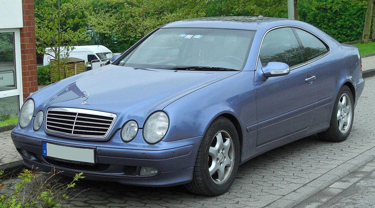 Mercedes Benz W208 ί