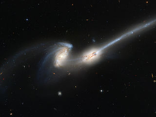 Mice Galaxies two spiral galaxies in the constellation Coma Berenices